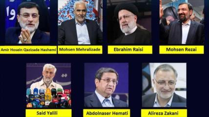 Conozcan a los candidatos que aspiran a la Presidencia de Irán