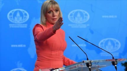 Rusia censura doble rasero de Occidente en incidente aéreo en Minsk