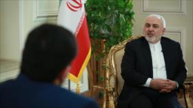 """Zarif: Irán apoya a África, esta vez contra """"apartheid de vacunas"""""""