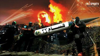 Misiles de Resistencia de Gaza pusieron en jaque mate a Israel