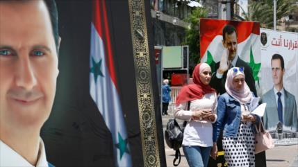 Todo lo que necesitan saber de las presidenciales en Siria