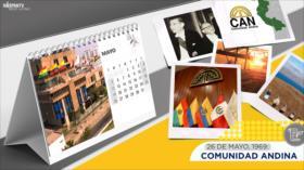 Esta Semana en la Historia: 26 de mayo, 1969: Comunidad Andina