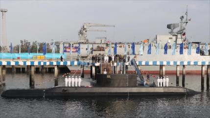 Irán se coloca entre los 5 principales fabricantes de submarinos