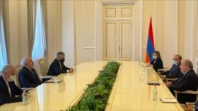 Zarif: La paz en Cáucaso es una cuestión de seguridad para Irán