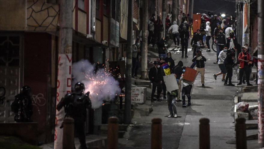 Venezuela: Protestas en Colombia se deben a la violencia del Gobierno | HISPANTV
