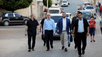 Vídeo: Líder de HAMAS en Gaza desafía a Israel para asesinarle