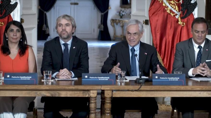 Síntesis: Proceso constituyente en Chile
