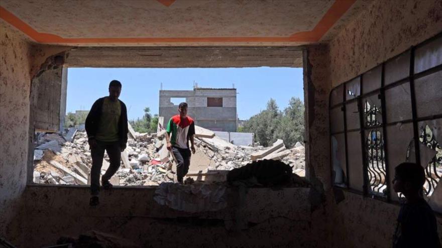 Resistencia deplora elogios de la ONU en ataques israelíes en Gaza | HISPANTV