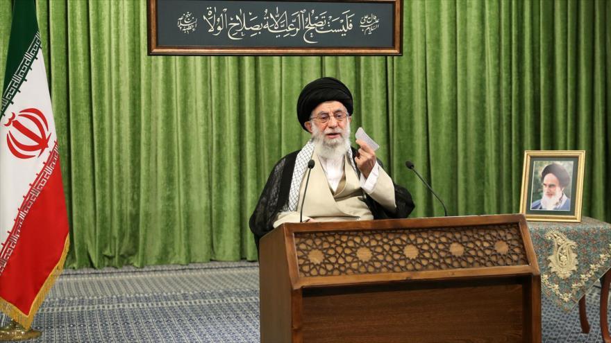 Líder de Irán llama a participación masiva en las presidenciales   HISPANTV