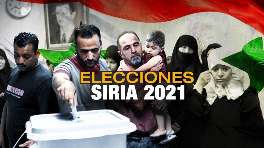 Detrás de la Razón: Elecciones de Siria
