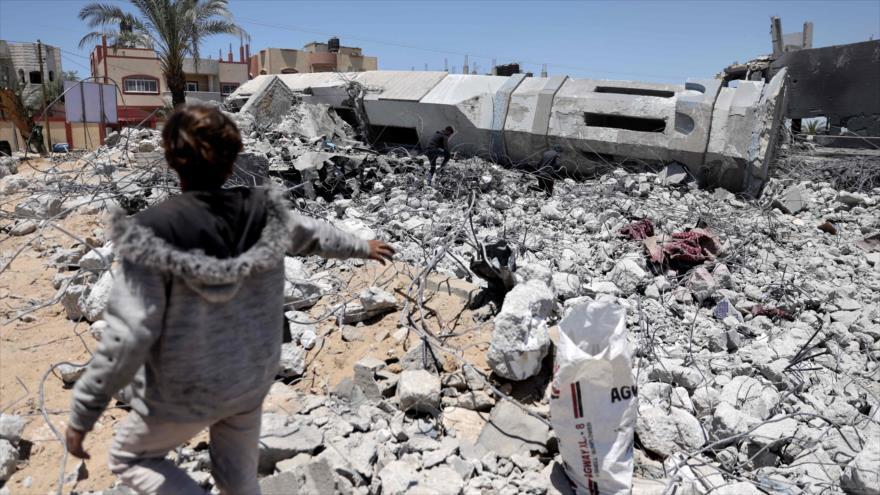 Israel rechaza cooperar con la ONU para investigar crímenes en Gaza | HISPANTV