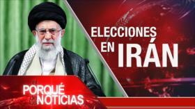 El Porqué de las Noticias: Elecciones de Irán. Crímenes de guerra israelí. Crisis de coronavirus en Brasil