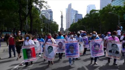 Buscan reforzar las investigaciones sobre Ayotzinapa en México