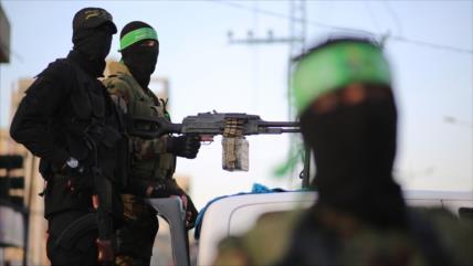 Resistencia palestina celebra: Misiles frustraron acoso de Israel