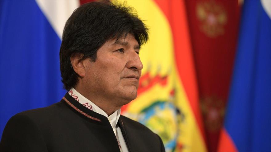 El expresidente de Bolivia, Evo Morales. (Foto: Global Voices)