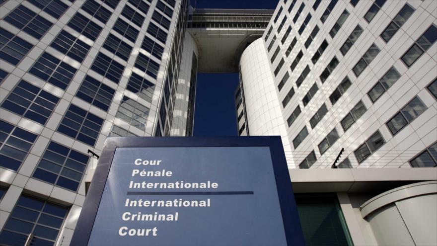 La entrada de la Corte Penal Internacional (CPI). (Foto: Reuters)