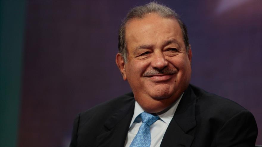 El mexicano Carlos Slim (dueño de América Móvil) encabeza la lista de los latinoamericanos más ricos, según la revista Forbes.