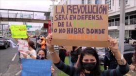 Diversos sectores rechazan la explotación minera en Panamá