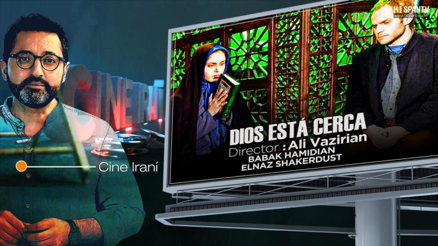 Cine iraní: Dios está cerca