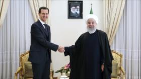 Irán felicita a Al-Asad por su victoria en las elecciones de Siria