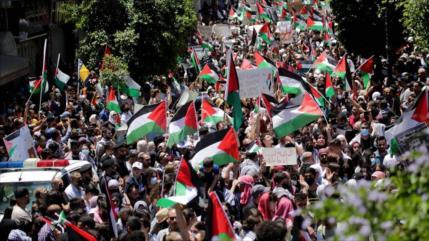 Solidaridad entre palestinos crea nuevo desafío para Israel