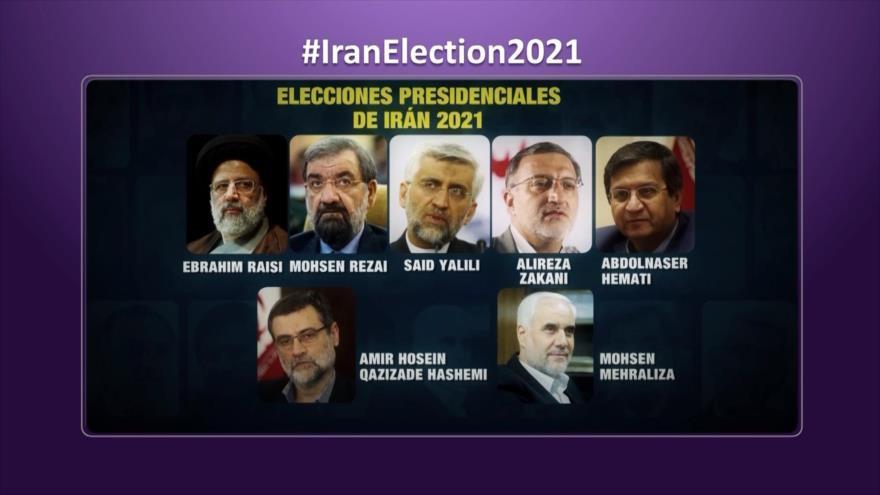 Etiquetaje: Elecciones presidenciales en Irán
