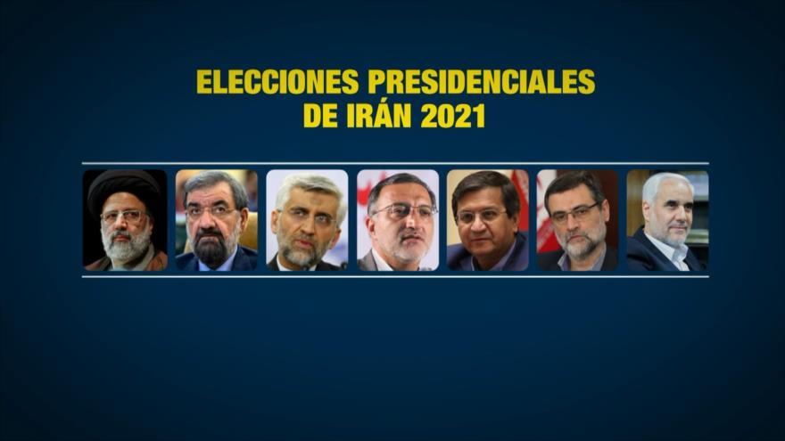 Candidatos presidenciales en Irán prosiguen con sus campañas | HISPANTV