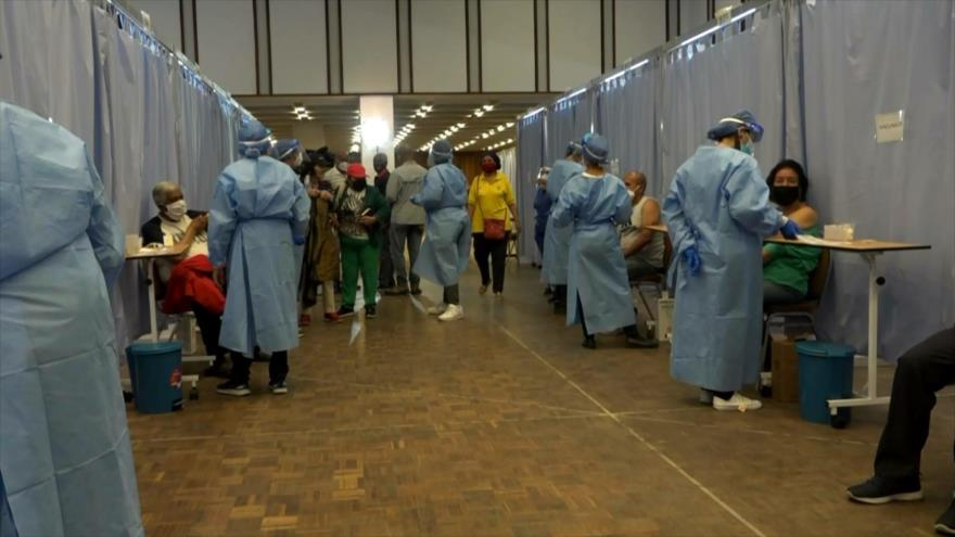 Venezuela arranca su segunda fase de vacunación contra COVID-19
