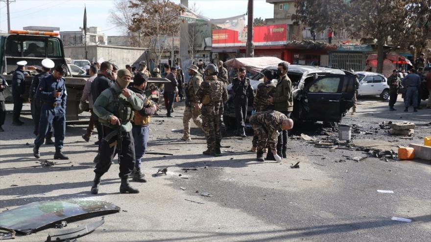 Repunte de violencia en Afganistán deja otros 13 civiles muertos | HISPANTV