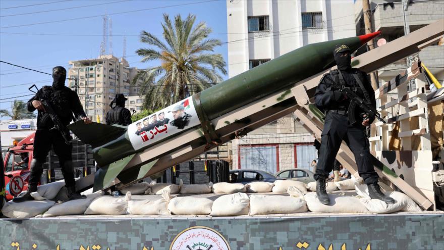 Irán: Misiles y drones de Palestina, pesadilla de Israel | HISPANTV