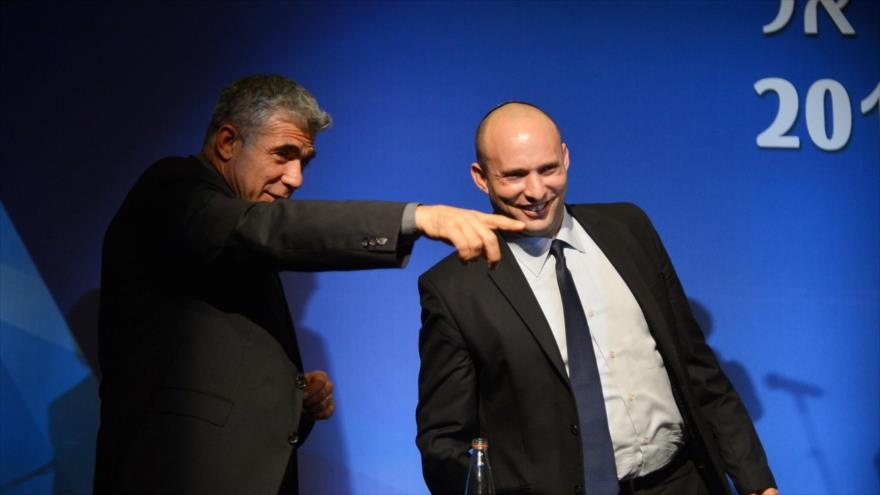 Coalición Bennett-Lapid, decidida a echar a Netanyahu del poder   HISPANTV