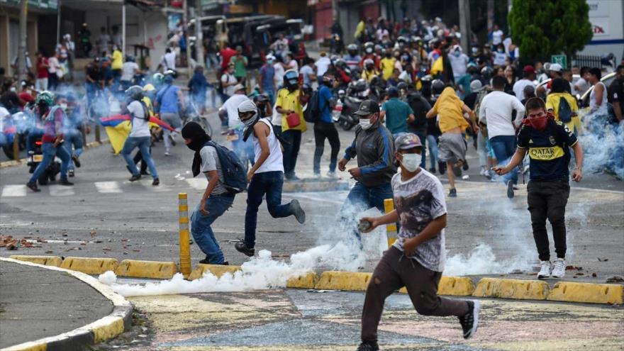ONU exige investigación sobre muertes en protestas en Colombia | HISPANTV