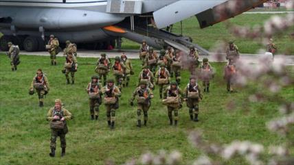 Rusia responde a OTAN; desplegará 20 unidades militares en frontera