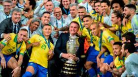 """Campeonato de la muerte"": Brasil dice NO a Copa América 2021"