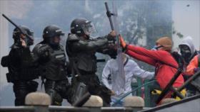Amnistía: Policía colombiana cometió violencia sexual en las marchas
