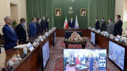 Irán llama a países de OCE a responder a conspiraciones islamófobas