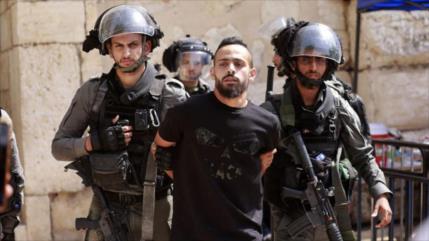 Israel intensifica la represión y arresta a decenas de palestinos