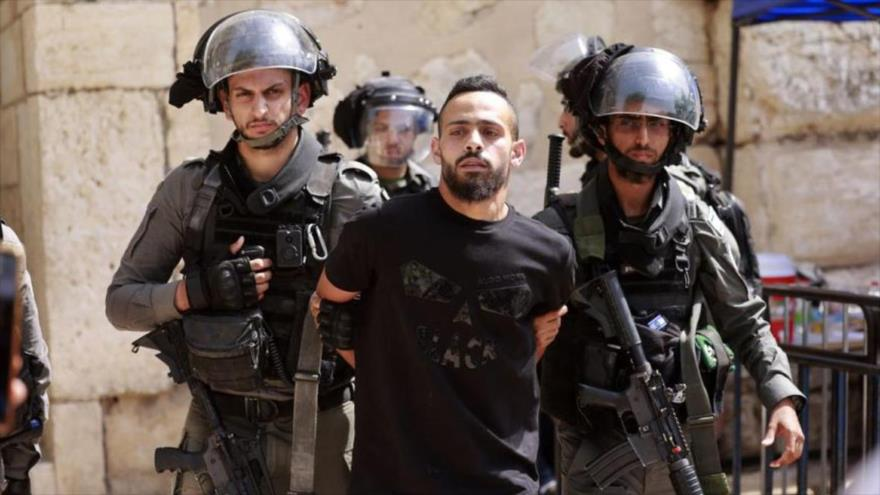 Israel intensifica la represión y arresta a decenas de palestinos   HISPANTV