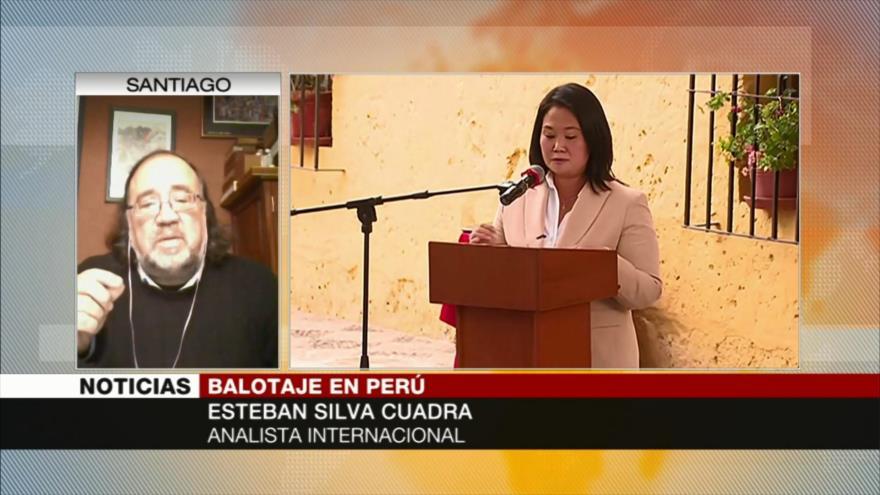 Silva: Desigualdades sociales en Perú son frutos del fujimorismo