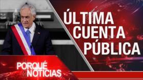 El Porqué de las Noticias: Futuro del acuerdo nuclear. COVID-19 en América Latina. Chile