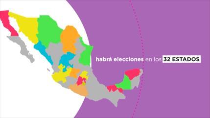 Todo lo que debe saber de decisivas Elecciones 6-J en México