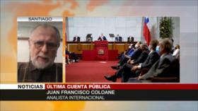"""Coloane: Piñera lidera un """"Gobierno fallido"""" por limitar libertades"""