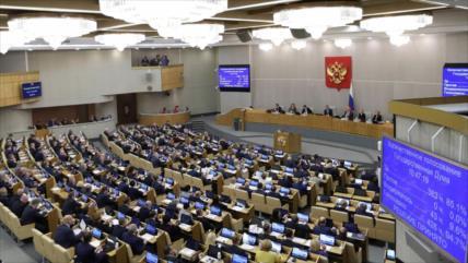 Senado de Rusia aprueba la retirada del Tratado de Cielos Abiertos
