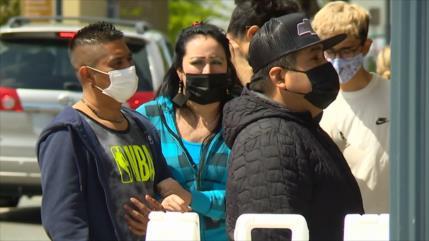Latinos se quedan atrás en campañas de vacunación