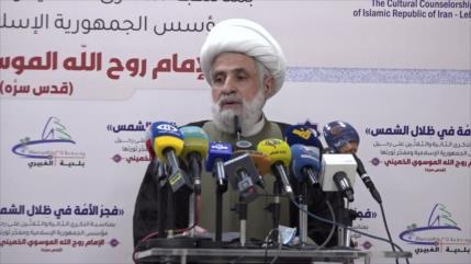 """Esfuerzos del Imam Jomeini para Palestina fueron en momento crítico"""