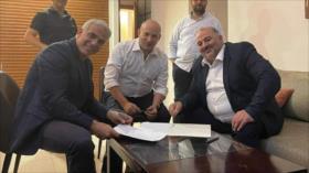 Fin de Netanyahu: Oposición israelí forma una nueva coalición