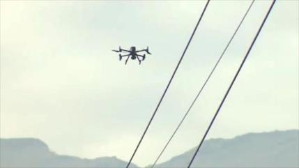 La selección de Chile derriba un dron que le estaba espiando