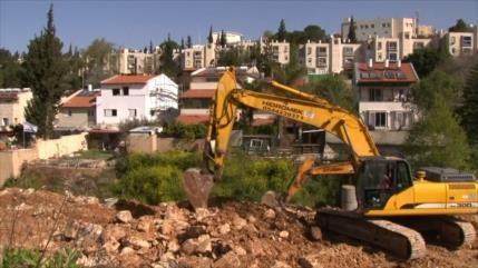 UNRWA denuncia desalojo forzoso de palestinos en Sheij Yarrah