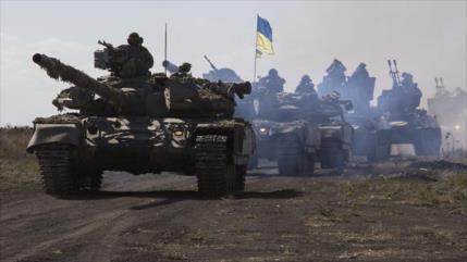 Rusia acusa a Ucrania de provocar el reciente conflicto en Donbás