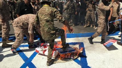 Facción iraquí advierte de la presencia de las fuerzas israelíes